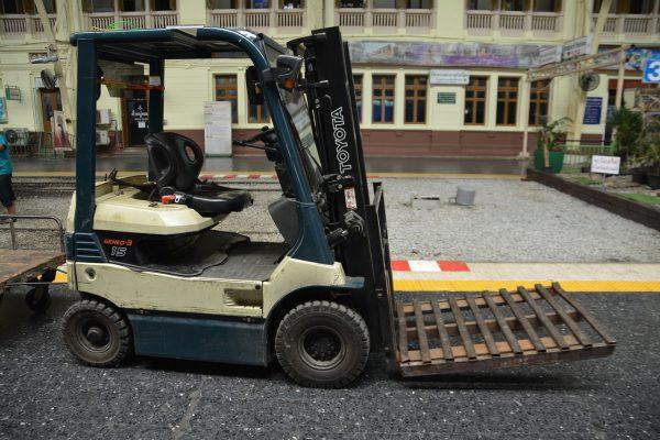 Wózki widłowe bardzo ważne w każdym przedsiębiorstwie