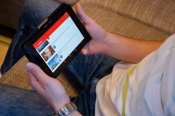 Serwis YouTube coraz bardziej popularny